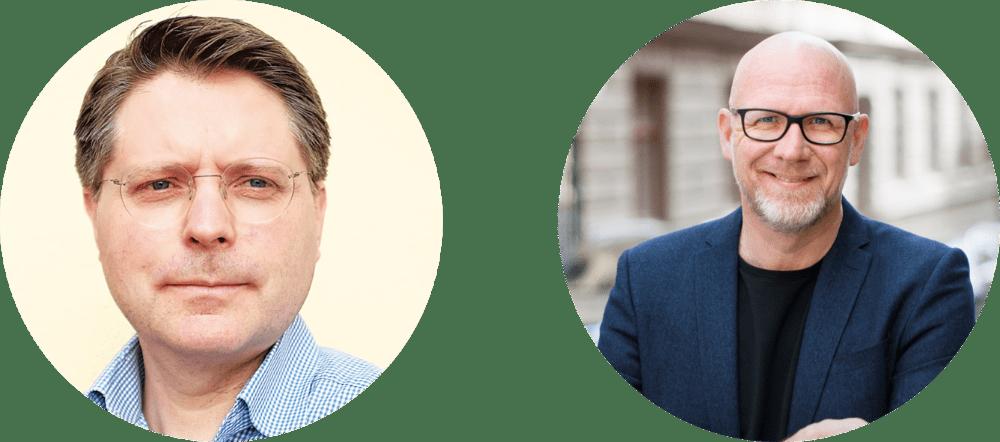 Jan Lundequist och Patrik Müller - Nets