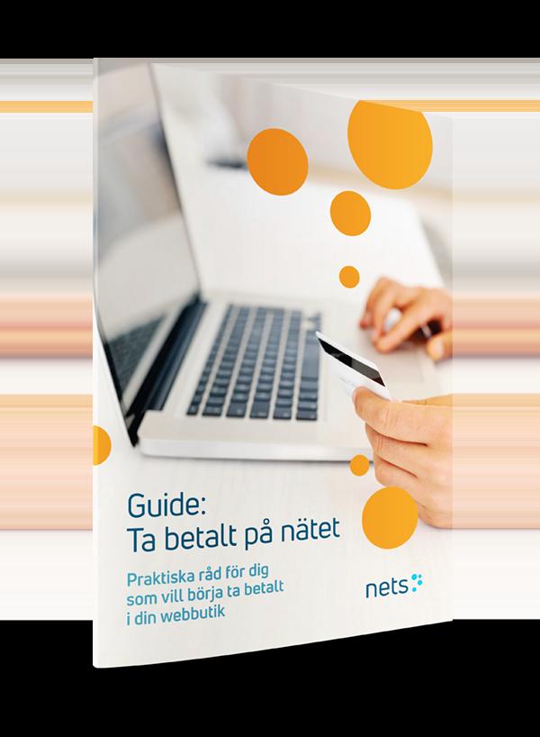 E-bog - Guide til online betaling (SE)