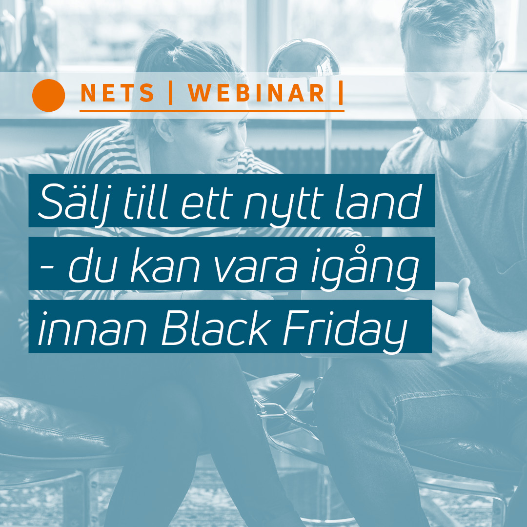 Webinar sälj internationellt online