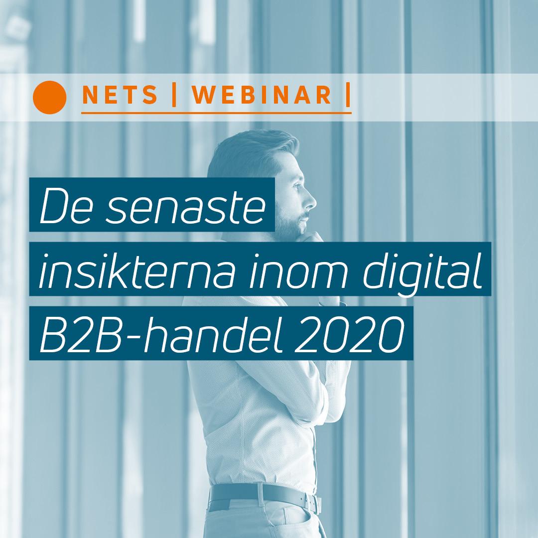 B2B och e-handel